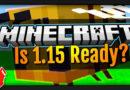 Minecraft 1.15 Lanseres I MORGEN! Er den klar?