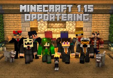 Norske servere og Minecraft 1.15