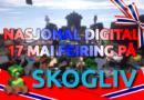 Digital 17. mai feiring på Skogliv